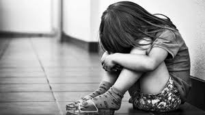 child raped in up
